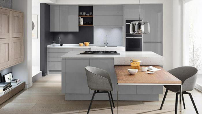 Handleless Kitchen Designs Portfolio Categories Superior Cabinets